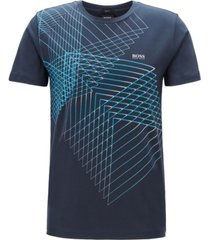 boss men's teep 1 slim-fit t-shirt