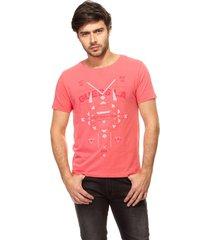 t-shirt calif tour guess
