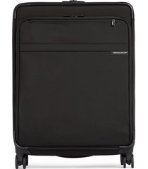 baseline large expandable spinner suitcase