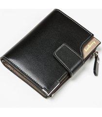 billetera baellerry cartera hombre para monedas tarjetas