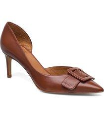 pumps 4582 shoes heels pumps classic brun billi bi