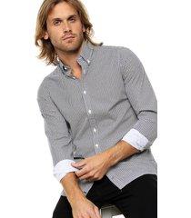 camisa azul tommy hilfiger dunford prt slim fit