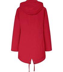 rainwear-jas van fuchs & schmitt rood
