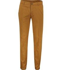 meyer pantalon rio mosterdgeel