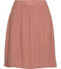 kadaluz anna skirt- min 16 pcs kort kjol rosa kaffe