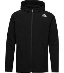 fl dwr cw hdy hoodie trui zwart adidas performance