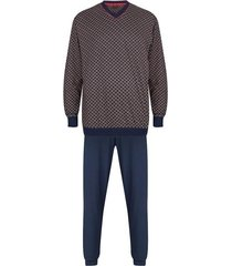 heren pyjama robson 161-302-52