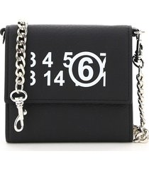 mm6 maison margiela wallet with chain