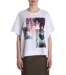n.21 oversize fit t-shirt