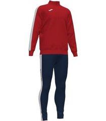 trainingspak joma academy iii trainingspak - rood-blauw