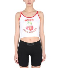 gcds top with thin straps