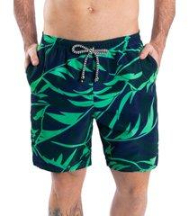 pantaloneta verano hawai verde