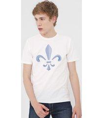 camiseta dudalina dudal off-white