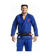 kimono jiu jitsu storm stealth bolo azul