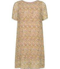 nubeatha dress kort klänning orange nümph