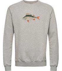 bait sweatshirt sweat-shirt trui grijs forét