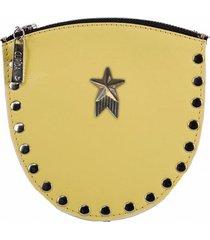 monedero star amarillo cupida