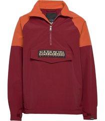 astros cb outerwear jackets anoraks rood napapijri