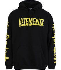 black and yellow world tour hoodie