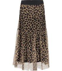 mesh rok leopard