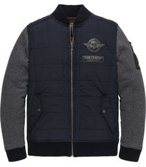 pme legend psw205409 5288 zip jacket track sweat blue