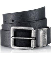 calvin klein big buckle belt