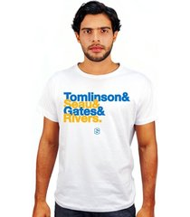 camiseta chargers six points