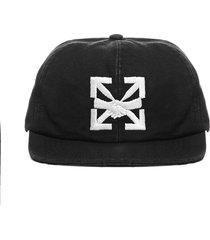 off-white hat
