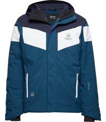 kelo m jacket outerwear sport jackets blå halti