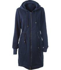 cappotto con cappuccio con cerniera in chiusura a cerniera con cappuccio con cerniera a mezza lunghezza