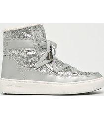 moon boot - śniegowce pulse glitter