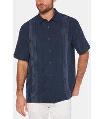 cubavera men's ombre stripe shirt