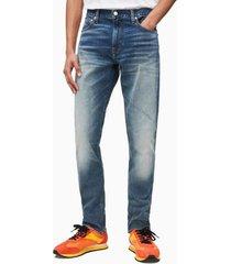 jeans slim gerald medianoche calvin klein
