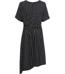 abito asimmetrico di jersey (nero) - bodyflirt