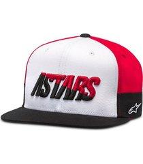 gorro faster rojo alpinestars