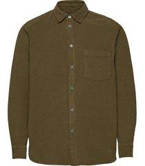 aske shirt skjorta casual grön wood wood