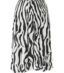 kjol med smock