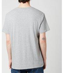 polo ralph lauren men's jersey polo bear t-shirt - andover heather - l