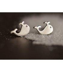 orecchini della vite prigioniera dell'orecchio dell'argento sterlina di 925 per le donne