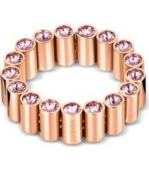 anillo swatch  lustro/jrp031-8 - rosa