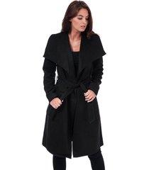 womens phoebe drapey coat
