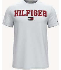 tommy hilfiger men's essential varsity t-shirt bright white - xxxl