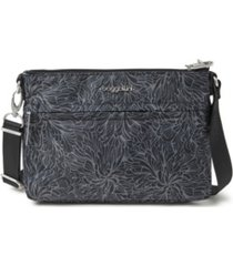 baggallini anti-theft memento crossbody bag