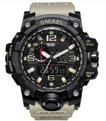 reloj s - shock 1545 - beige