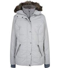 giacca invernale 2 in 1 (grigio) - bpc bonprix collection