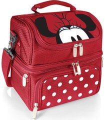 oniva by picnic time disney's minnie mouse pranzo lunch tote