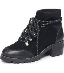 bcbgeneration women's nalli hiker bootie women's shoes