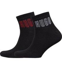 2p sh rib piano cc underwear socks regular socks svart hugo