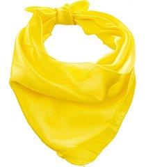 pañuelo amarillo bohemia liso