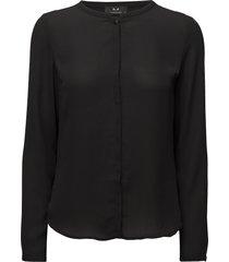 cyler shirt blouse lange mouwen zwart modström